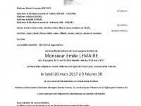 Lemaire Emile