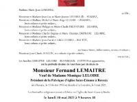 LEMAITRE Fernand