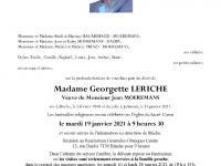 LERICHE Georgette