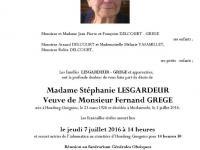 LESGARDEUR Stéphanie