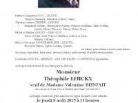 Leuckx Théophile