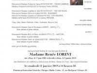 Lorent Renée