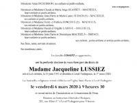 Lussiez Jacqueline