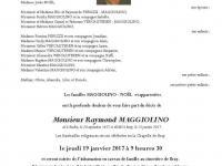 MAGGIOLINO Raymond