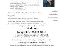 Marcoux Jacqueline
