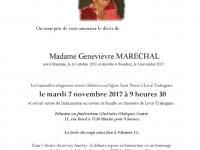 Marechal Genevièvre