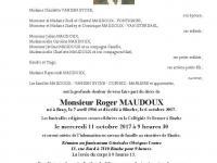 Maudoux Roger