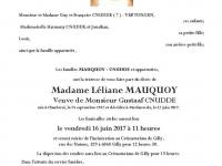 Mauquoy Léliane