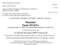 Mazza Ennio