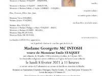 Mc  intosh Georgette