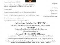 Mertens Michel