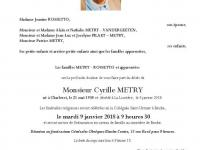 Metry Cyrille