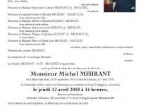 MEURANT Michel