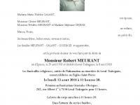 Meurant Robert