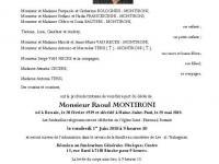 MONTIRONI Raoul