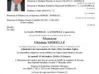 MORELLE Ghislain