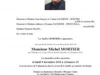 MORTIER Michel