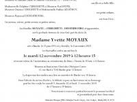 Moyaux Yvette