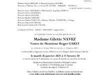 NAVEZ Gilette