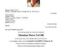 NAVIR Pierre