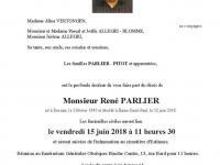 PARLIER René