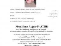 PASTUR Roger