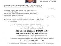 Pauwels Jacques