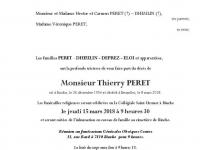 PERET Thierry