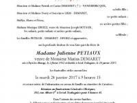 Petiaux Julienne