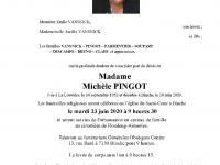 PINGOT Michèle