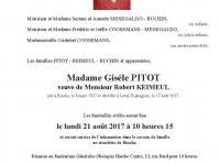 Pitot Gisèle
