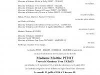PITOT Marthe
