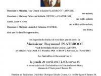 PLATBROOT Raymond
