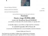 Populaire Marie Ange