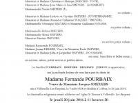 Pourbaix Fernande