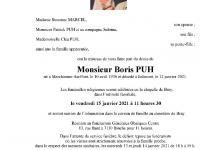 Boris PUH