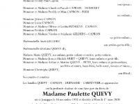 Quevy Paulette