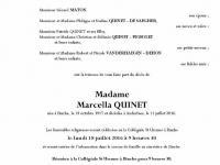 QUINET Marcella