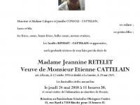 RETELET Jeannine