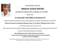 Rochez Andrée