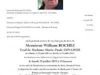 ROCHEZ William