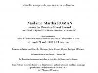 Roman Martha