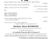 Rombaux Marie
