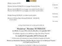 Rombaux Maxime