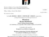 ROSMAN Michel