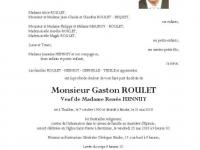 Roulet Gaston