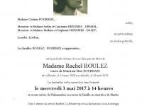 Roulez Rachel