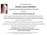 Rousseau Josianne