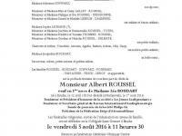 ROUSSEL ALBERT