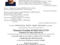 SCHIETTECATTE Franklin